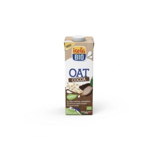 Havredrikk m/kakao, 1 l, økologisk, Isola Bio