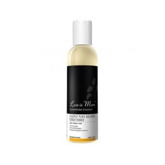 Less is more – Cajeput pure balance shampoo