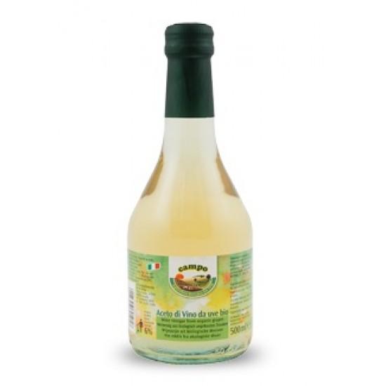 Økologisk hvitvinseddik, 500ml