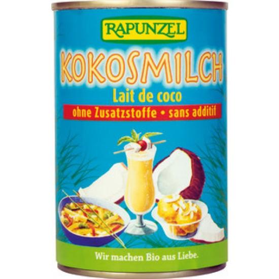 Økologisk kokosmelk