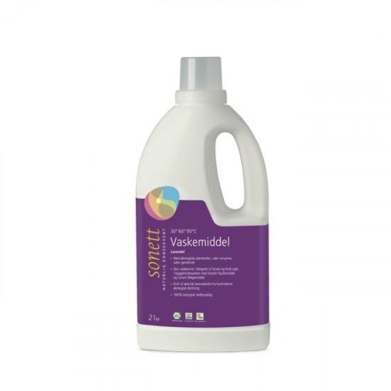 Økologisk flytende tøyvaskemiddel, lavendel, Sonett