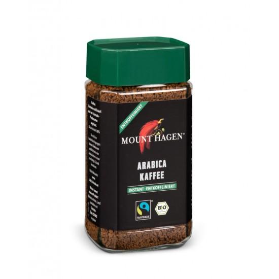 Økologisk koffeinfri pulverkaffe, Mount Hagen