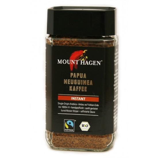 Økologisk pulverkaffe, Mount Hagen