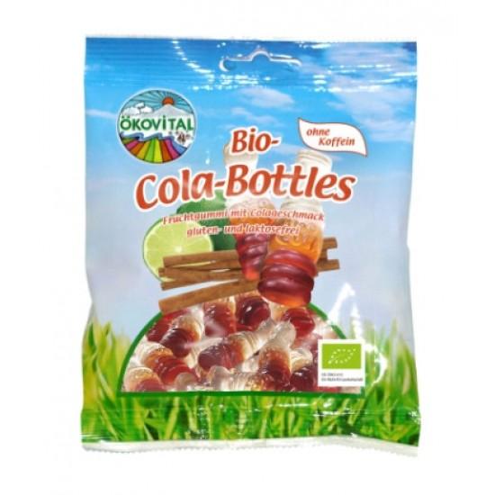 Colaflasker, glutenfri, laktosefri, 100 g, Ökovital