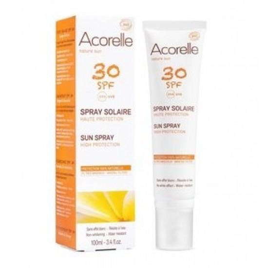 Acorelle Sun solkrem Spray SPF 30 – 100ml