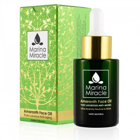 Amaranth Face Oil – Marina Miracle 5ml