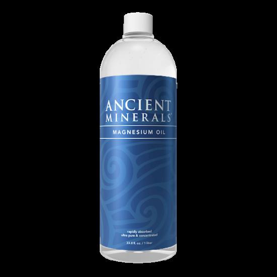 Ancient Minerals, Magnesiumolje 1 liter refill