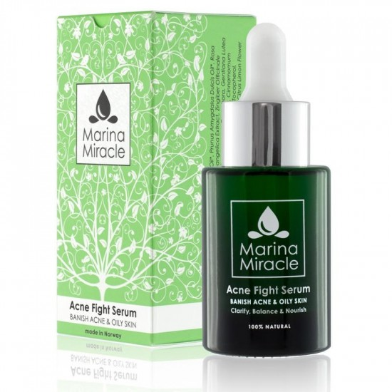 Ansiktsolje – Acne Fight Serum – Marina Miracle