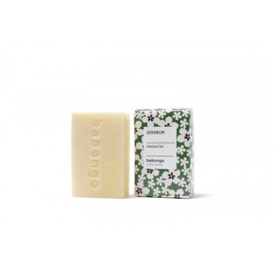 Babongo shampoo med geranium