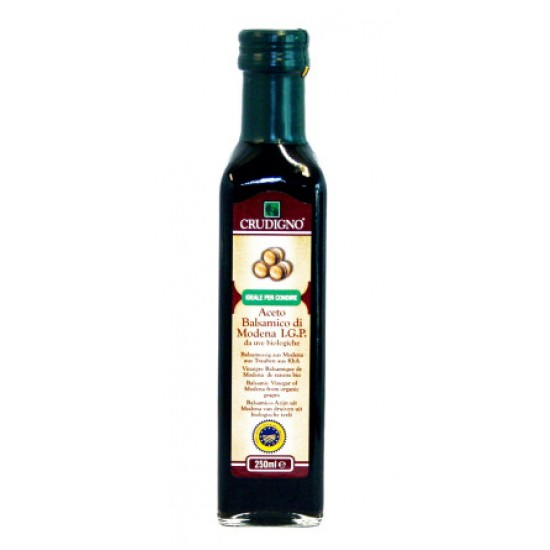 Økologisk balsamicoeddik, 250ml