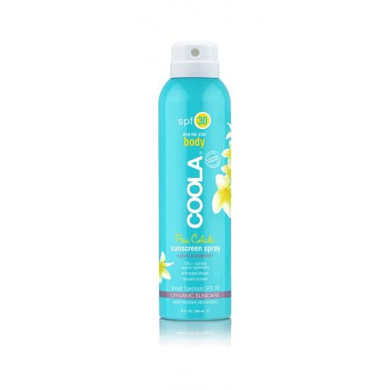 Coola solkrem spray SPF 30 Piña Colada