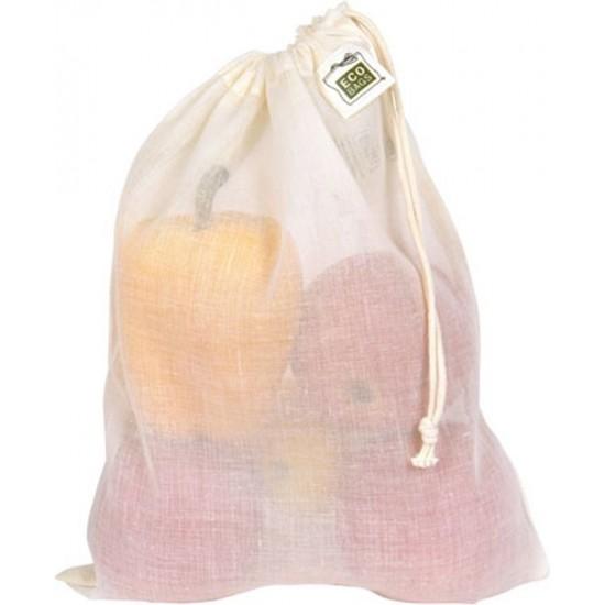Ecobag pose til grønnsaker og frukt M