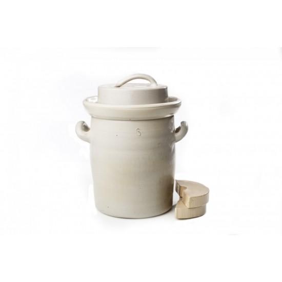 Fermenteringskrukke 6 liter