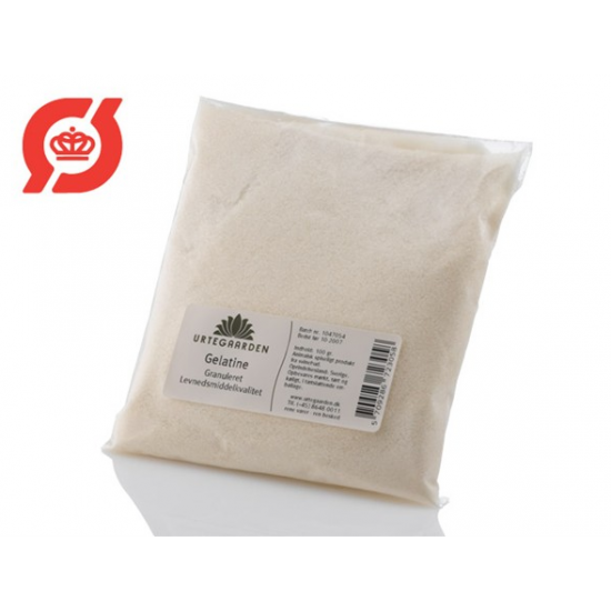 Økologisk gelatin 500g