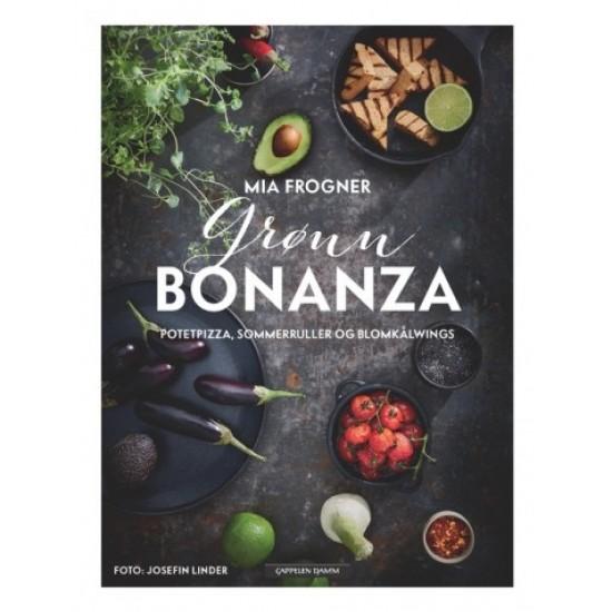 Grønn bonanza  Potetpizza, sommerruller og blomkålwings