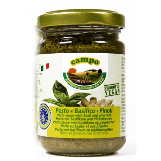 Grønn pesto (vegansk)