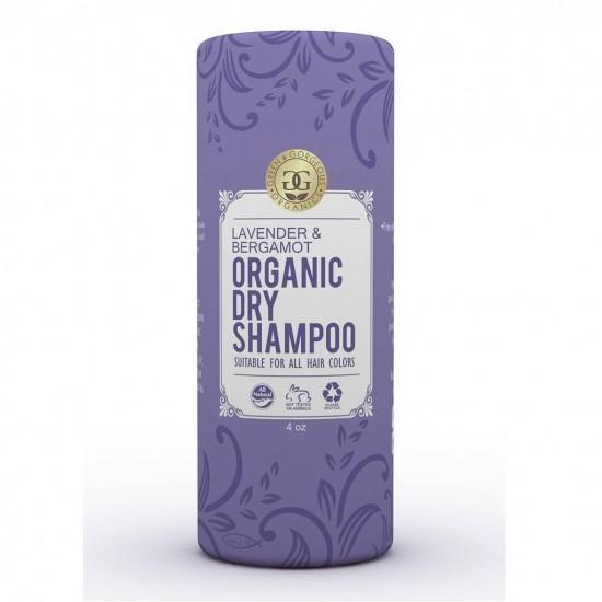 Green & Gorgeous tørrsjampo Powder Lavender & Bergamot 112g