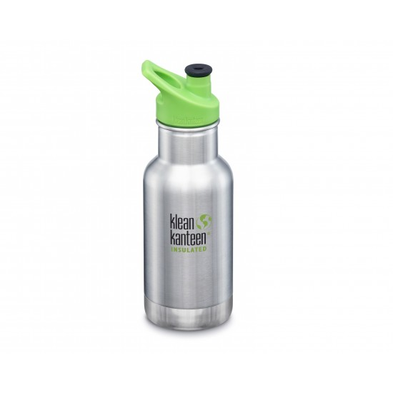 Kid Kanteen Classic Insulated Sport 355ml Brushed Stainless