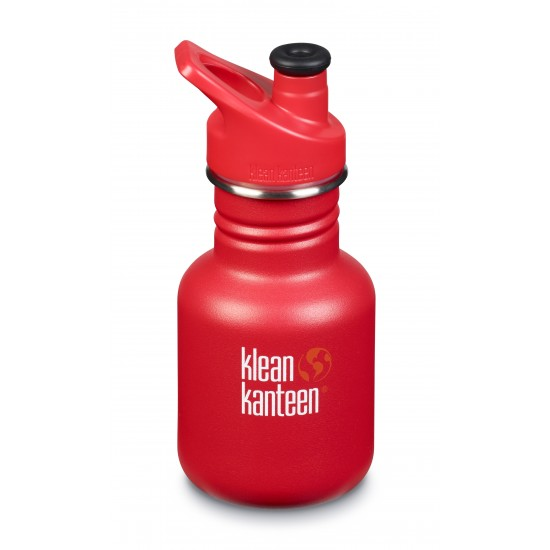 Kid Kanteen Classic Sport Cap 355ml, Ladder Truck