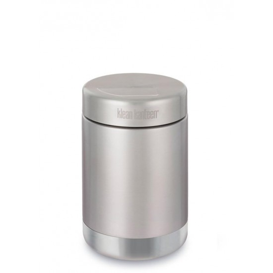 Klean Kanteen 473ml isolert mattermos Brushed Stainless