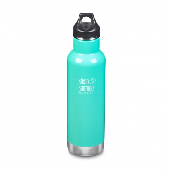 Klean Kanteen Classic Insulated 592 ml, Sea Crest