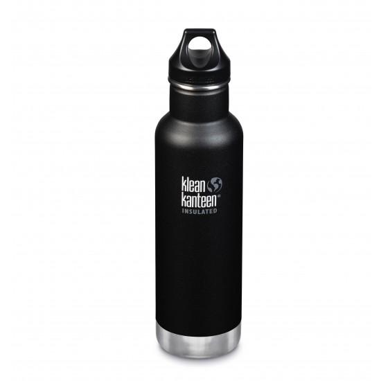 Klean Kanteen Classic Insulated 592 ml, Shale Black