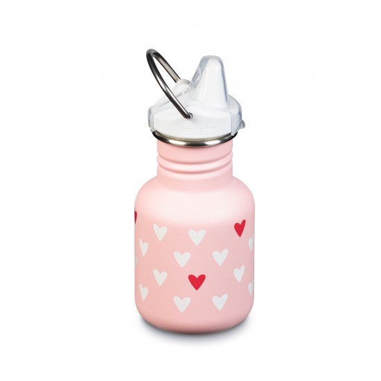 Kid Kanteen Sippy cap 355 ml Millenial Hearts