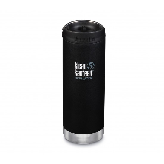 Klean Kanteen TKWide termokopp 473 ml Shale Black