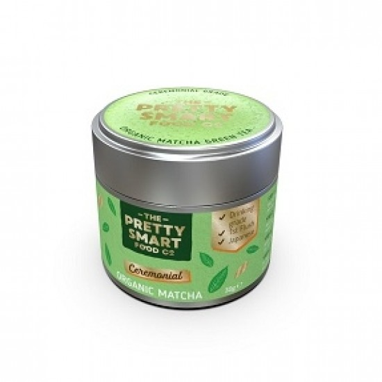 Organic Matcha Green Te 30g