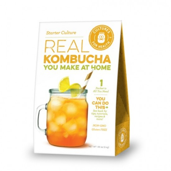 Kombucha startkultur, Cultures for Health