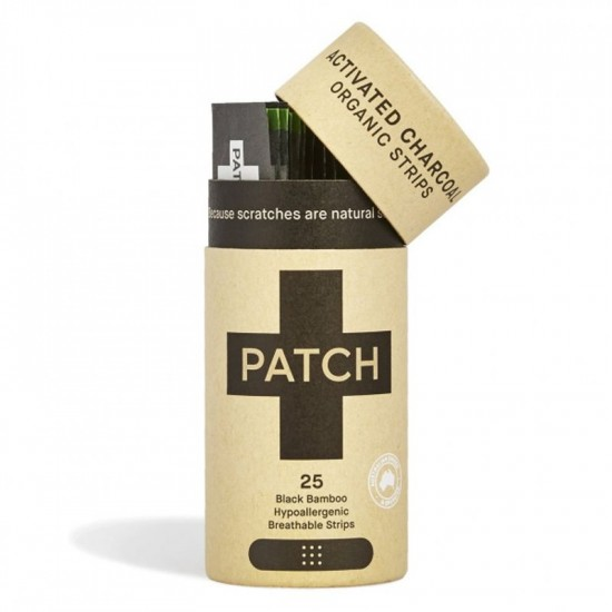 PATCH plaster Activated Charcoal 25 Pack