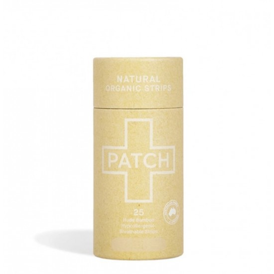 PATCH plaster Natural 25 Pack