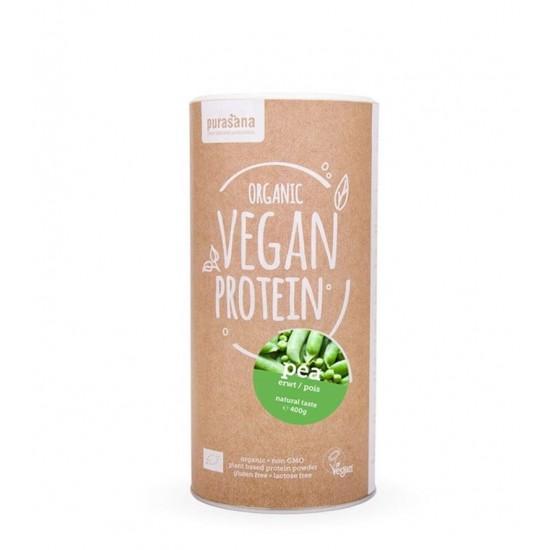 Purasana Organic Vegan Pea Protein