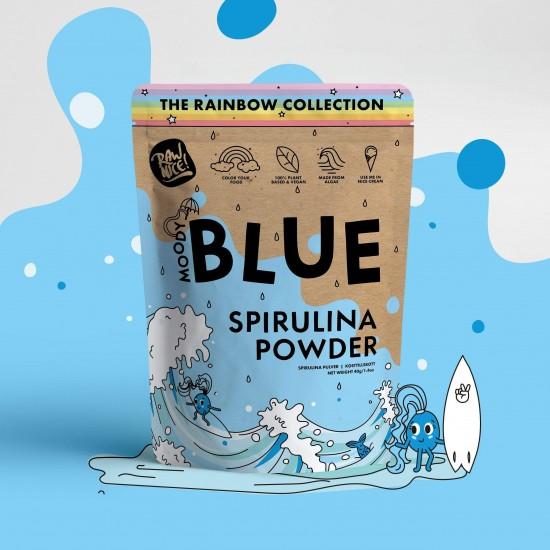 Rawnice blue spirulina pulver 40g