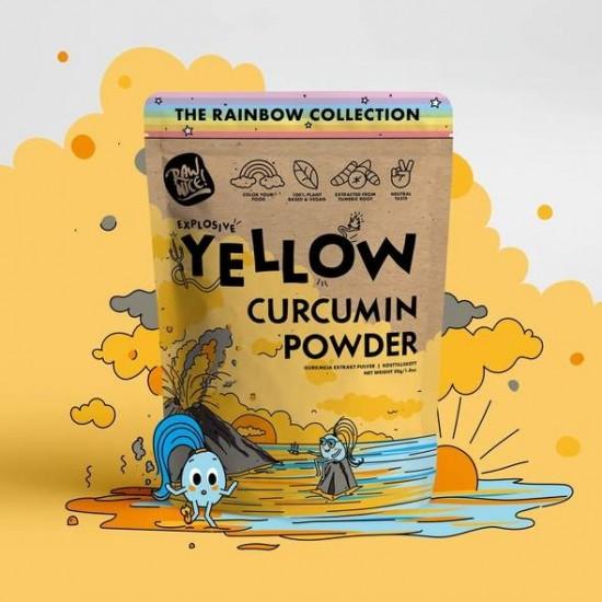 Rawnice curcumin pulver 40 g