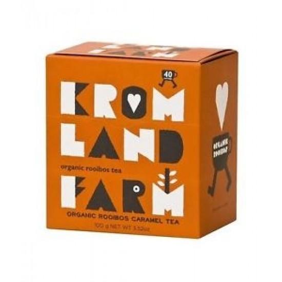 Rooibos te med karamell, Kromland