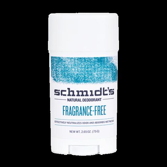 Schmidt´s deodorant stick Fragrance free