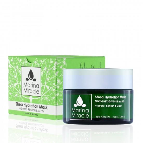 Ansiktsmaske - Shea Hydration Mask – Marina Miracle
