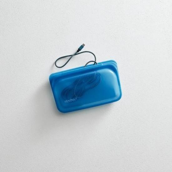 Stasher bag Snack blueberry