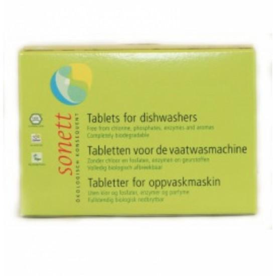 Sonett, maskinoppvask tabletter 25 stk