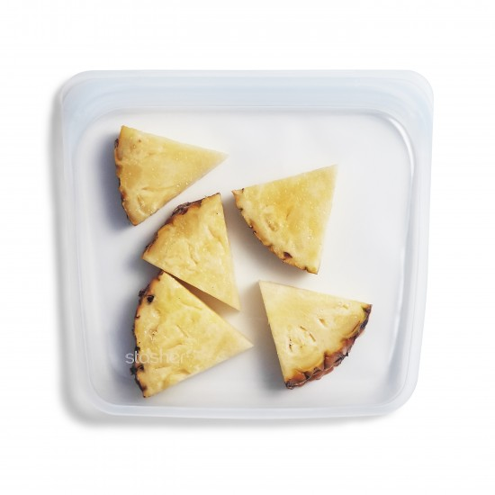Stasher bag Sandwich clear