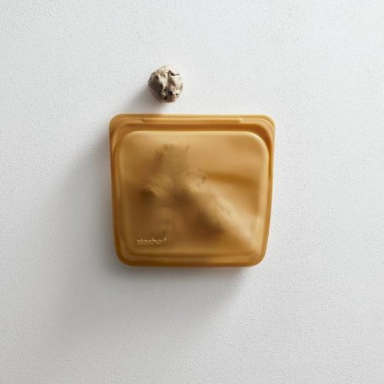 Stasher bag Sandwich honey