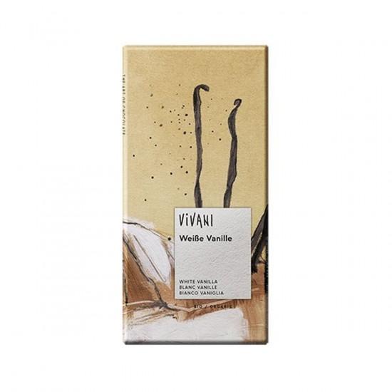 Vivani, hvit sjokolade med ekte vanilje