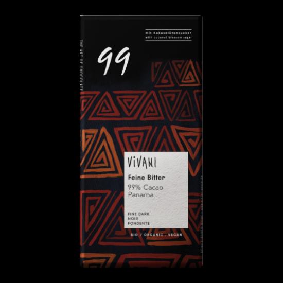 Vivani, mørk sjokolade (99%)