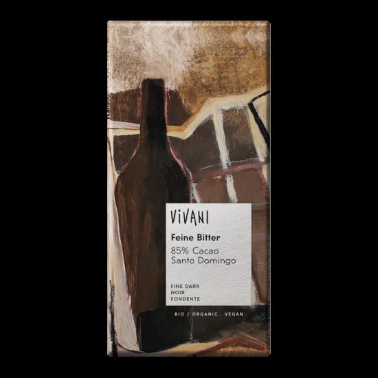 Vivani, mørk sjokolade (85%)