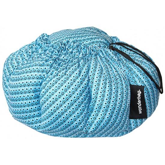 Wonderbag blå
