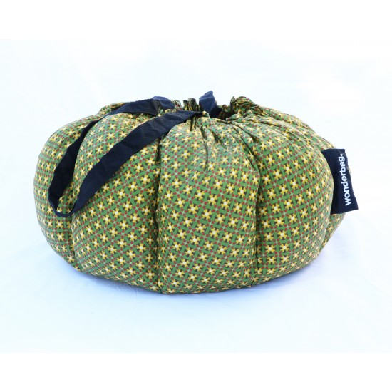 Wonderbag green