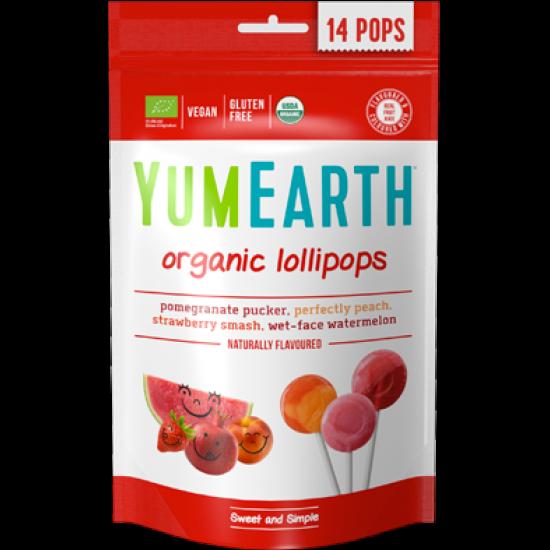 Organic Lollipops - 14 stk - YumEarth