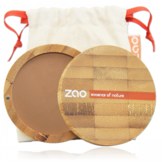 ZAO Compact Powder 305 Milk Chocolate
