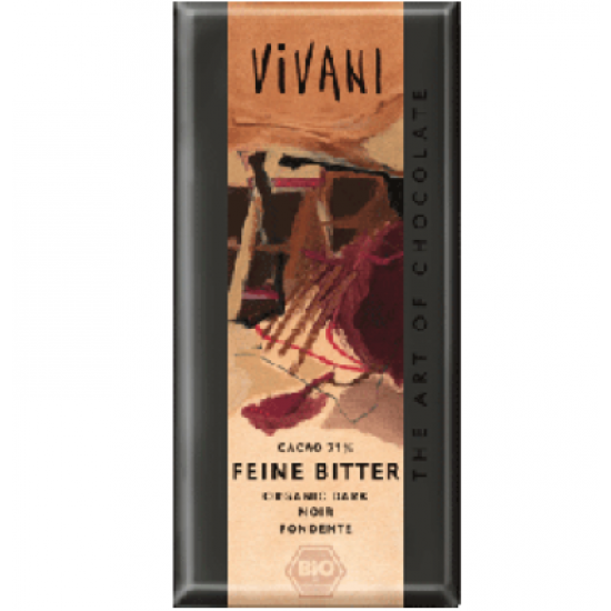 Vivani, mørk sjokolade (71%)